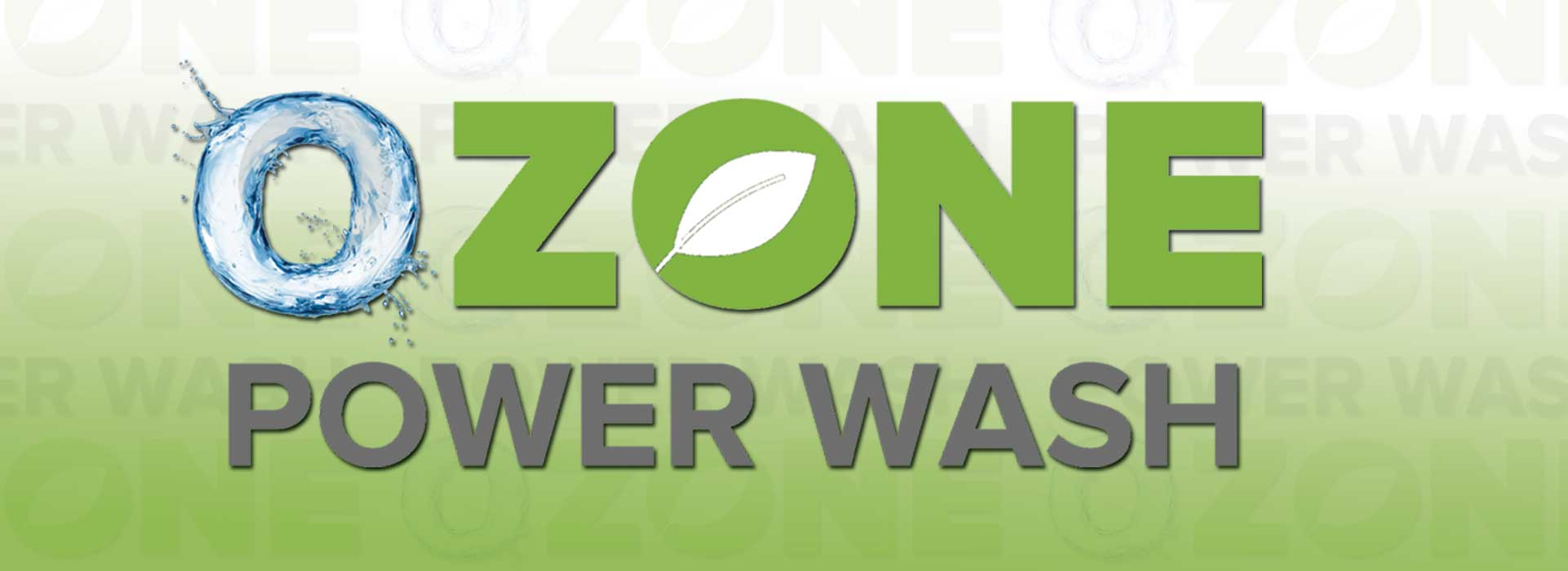 Ozone Power Wash Systems